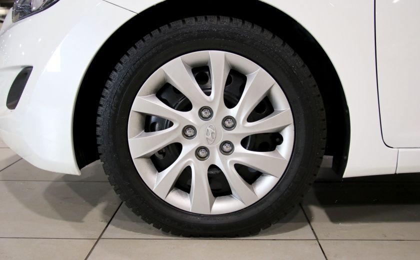 2013 Hyundai Elantra GL AUTO A/C GR ELECT BLUETOOTH #30