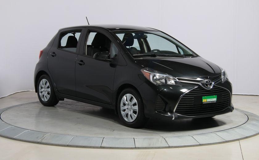 2015 Toyota Yaris LE AUTO A/C GR ELECT BLUETOOTH #0