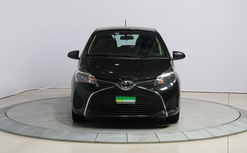 2015 Toyota Yaris LE AUTO A/C GR ELECT BLUETOOTH #1