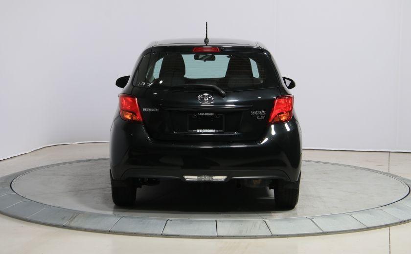 2015 Toyota Yaris LE AUTO A/C GR ELECT BLUETOOTH #5