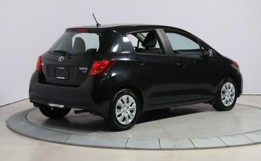 2015 Toyota Yaris LE AUTO A/C GR ELECT BLUETOOTH #6