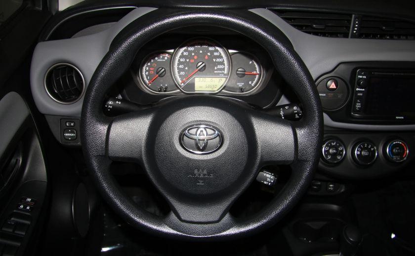 2015 Toyota Yaris LE AUTO A/C GR ELECT BLUETOOTH #13