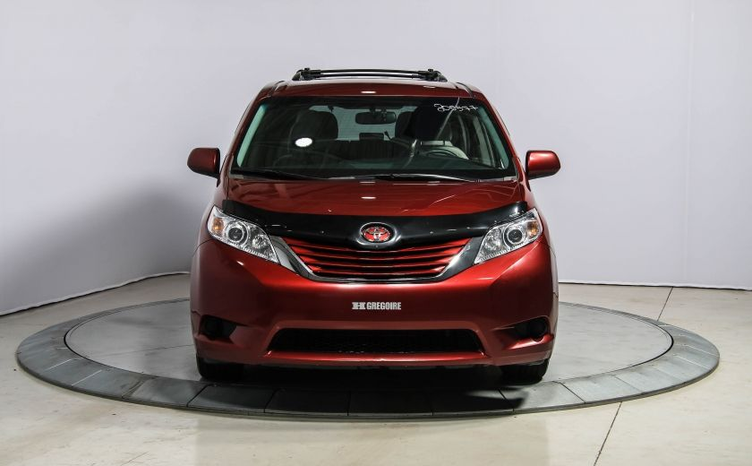 2015 Toyota Sienna LE AUTO A/C GR ELECT MAGS BLUETOOTH CAM.RECUL 8PAS #1