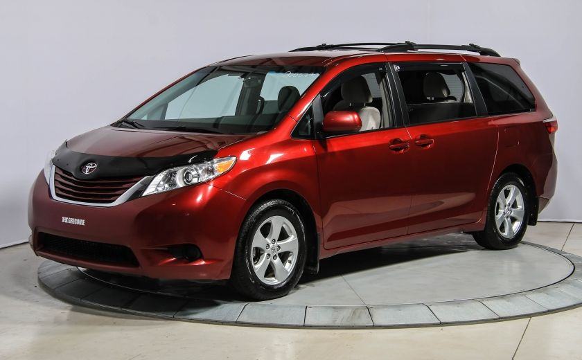 2015 Toyota Sienna LE AUTO A/C GR ELECT MAGS BLUETOOTH CAM.RECUL 8PAS #2