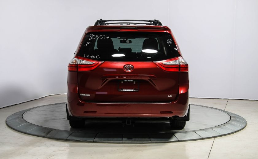 2015 Toyota Sienna LE AUTO A/C GR ELECT MAGS BLUETOOTH CAM.RECUL 8PAS #5