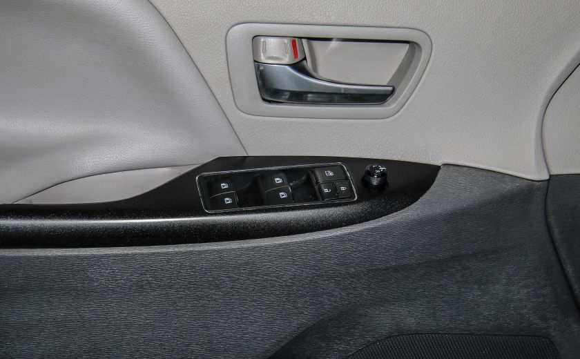 2015 Toyota Sienna LE AUTO A/C GR ELECT MAGS BLUETOOTH CAM.RECUL 8PAS #9
