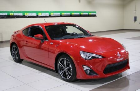 2014 Toyota Scion A/C GR ELECT MAGS BLUETHOOT in Sherbrooke