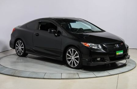 2012 Honda Civic SI HFP A/C GR ELECT TOIT NAV MAGS BLUETOOTH in Blainville