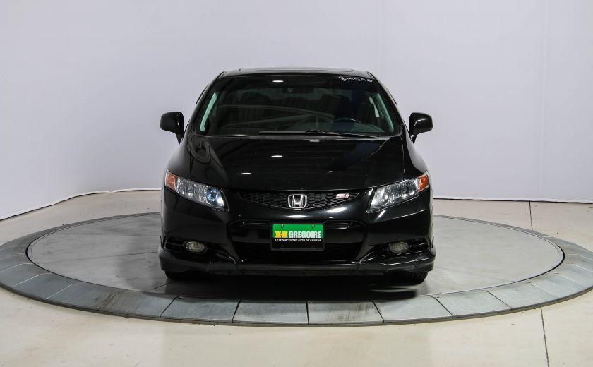 2012 Honda Civic SI HFP A/C GR ELECT TOIT NAV MAGS BLUETOOTH #1