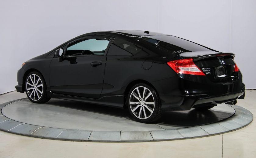 2012 Honda Civic SI HFP A/C GR ELECT TOIT NAV MAGS BLUETOOTH #4