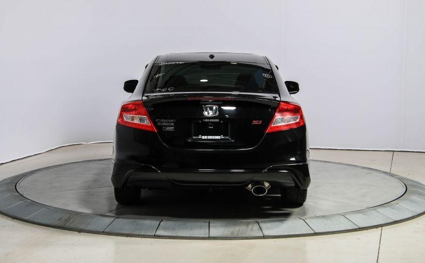 2012 Honda Civic SI HFP A/C GR ELECT TOIT NAV MAGS BLUETOOTH #5