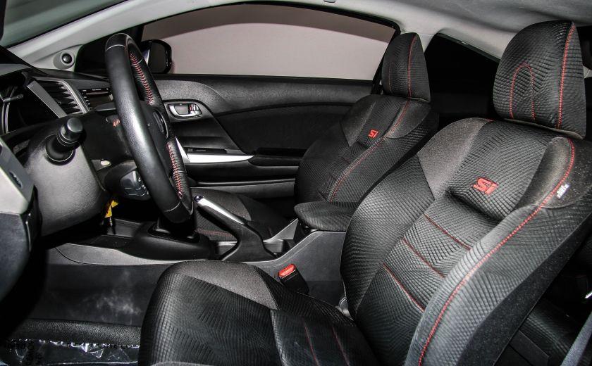 2012 Honda Civic SI HFP A/C GR ELECT TOIT NAV MAGS BLUETOOTH #9