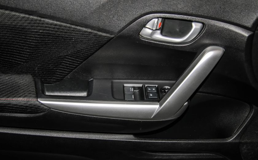 2012 Honda Civic SI HFP A/C GR ELECT TOIT NAV MAGS BLUETOOTH #10