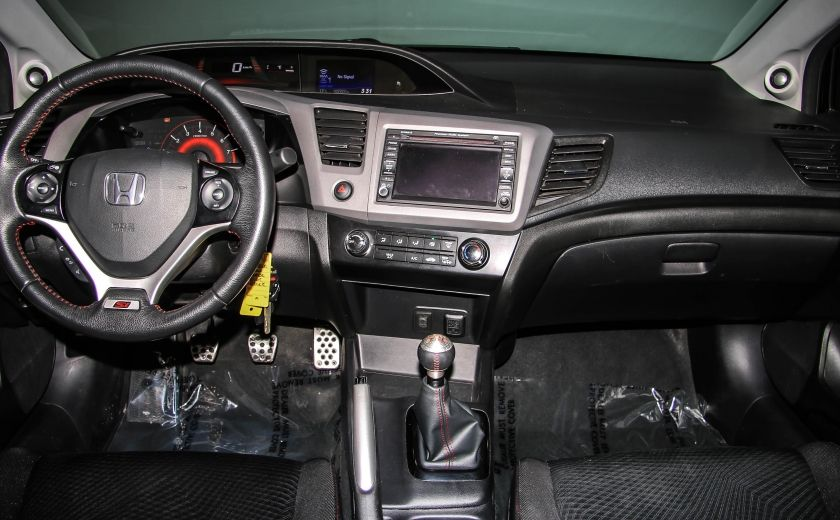 2012 Honda Civic SI HFP A/C GR ELECT TOIT NAV MAGS BLUETOOTH #12