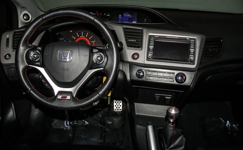 2012 Honda Civic SI HFP A/C GR ELECT TOIT NAV MAGS BLUETOOTH #13