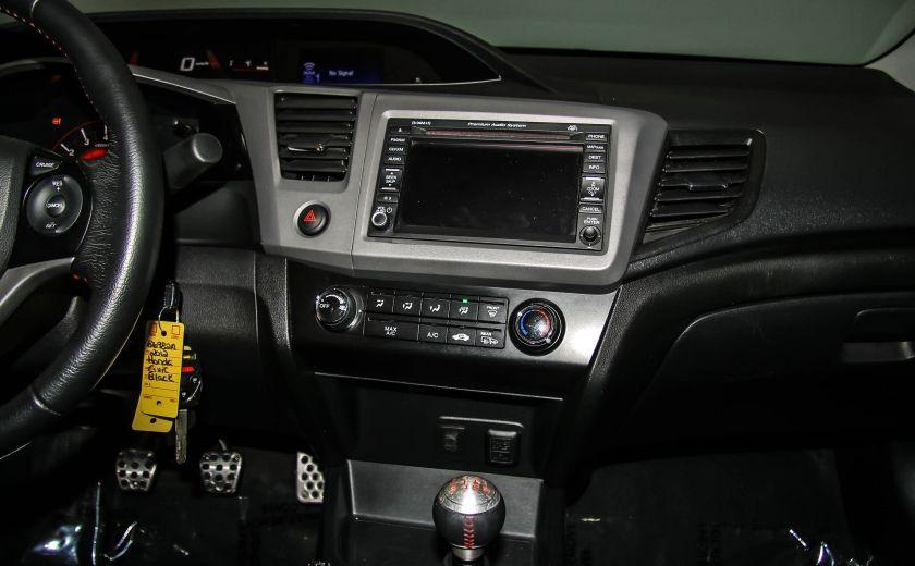 2012 Honda Civic SI HFP A/C GR ELECT TOIT NAV MAGS BLUETOOTH #15