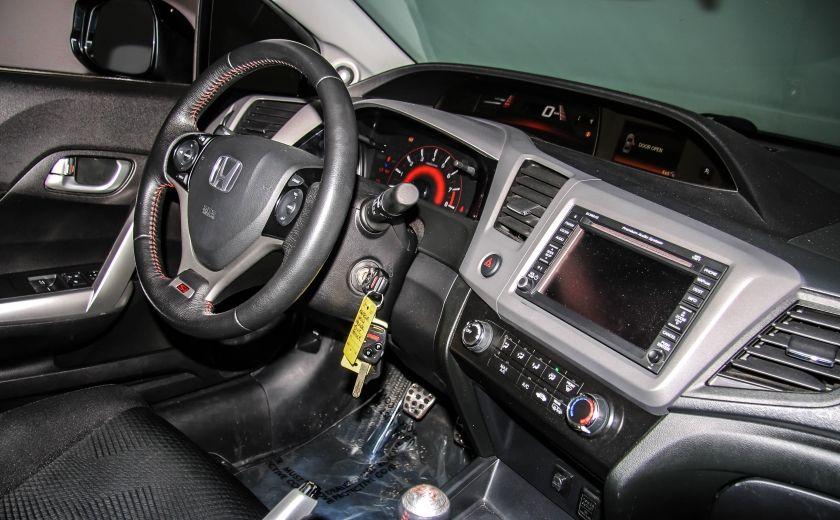 2012 Honda Civic SI HFP A/C GR ELECT TOIT NAV MAGS BLUETOOTH #20