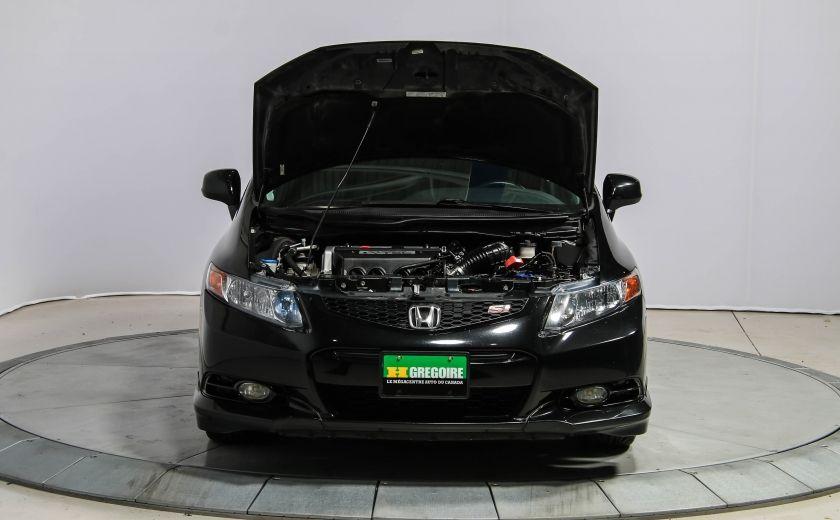 2012 Honda Civic SI HFP A/C GR ELECT TOIT NAV MAGS BLUETOOTH #23