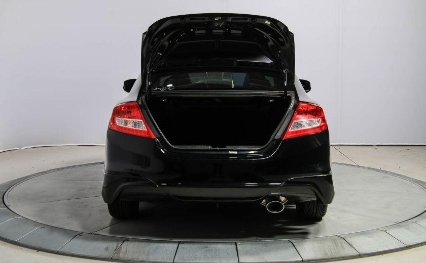 2012 Honda Civic SI HFP A/C GR ELECT TOIT NAV MAGS BLUETOOTH #24