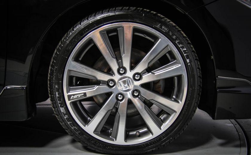 2012 Honda Civic SI HFP A/C GR ELECT TOIT NAV MAGS BLUETOOTH #28