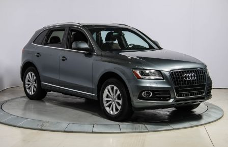 2014 Audi Q5 2.0L Technik AWD CUIR TOIT NAV MAGS BLUETOOTH in New Richmond
