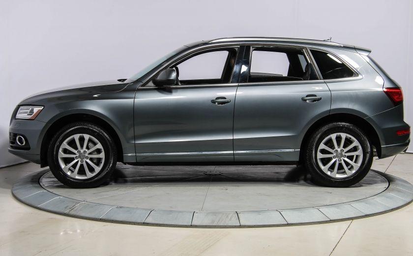 2014 Audi Q5 2.0L Technik AWD CUIR TOIT NAV MAGS BLUETOOTH #3