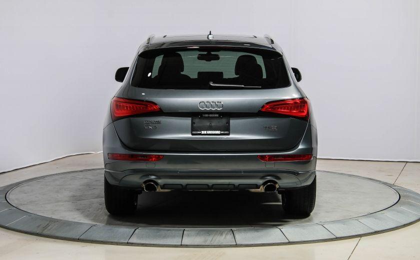 2014 Audi Q5 2.0L Technik AWD CUIR TOIT NAV MAGS BLUETOOTH #5