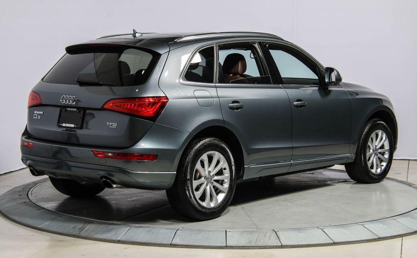 2014 Audi Q5 2.0L Technik AWD CUIR TOIT NAV MAGS BLUETOOTH #6
