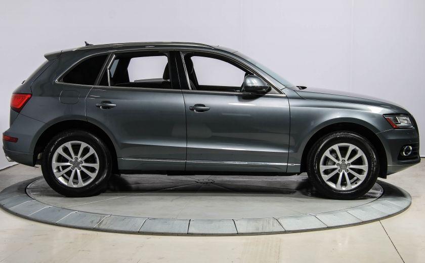 2014 Audi Q5 2.0L Technik AWD CUIR TOIT NAV MAGS BLUETOOTH #7