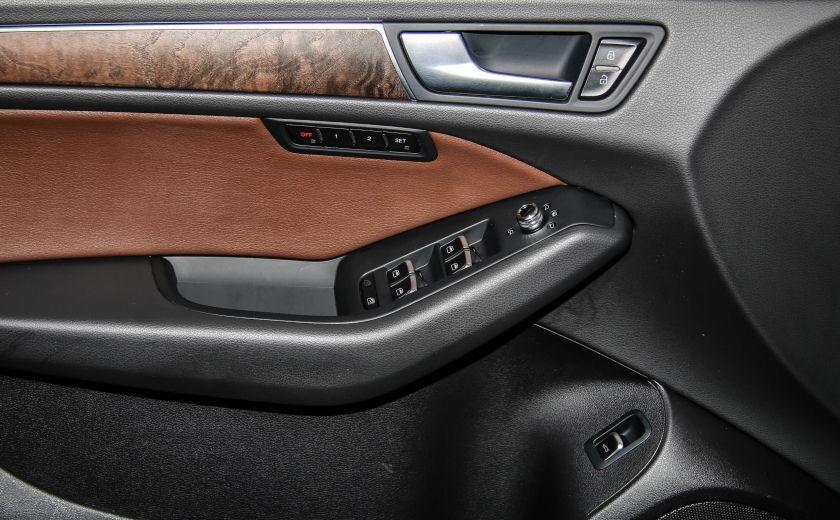 2014 Audi Q5 2.0L Technik AWD CUIR TOIT NAV MAGS BLUETOOTH #10