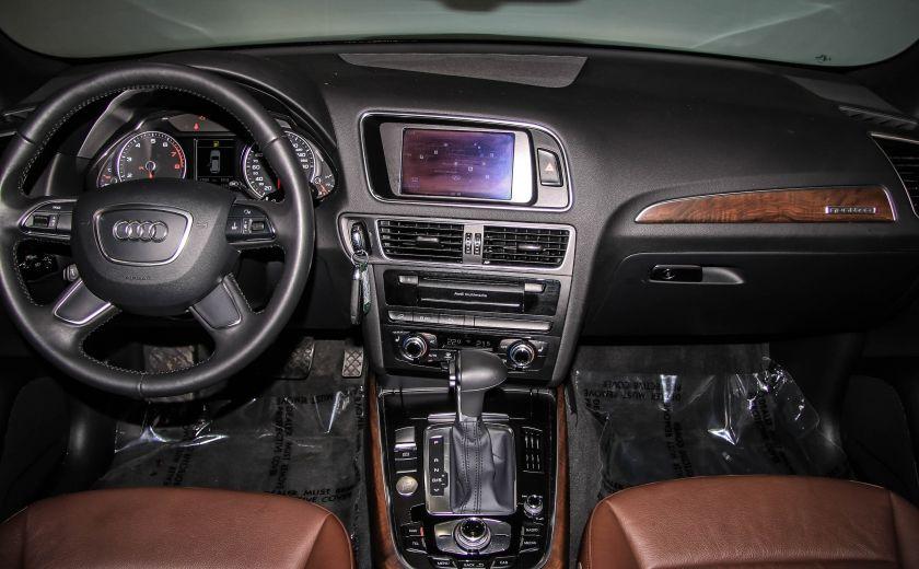 2014 Audi Q5 2.0L Technik AWD CUIR TOIT NAV MAGS BLUETOOTH #13