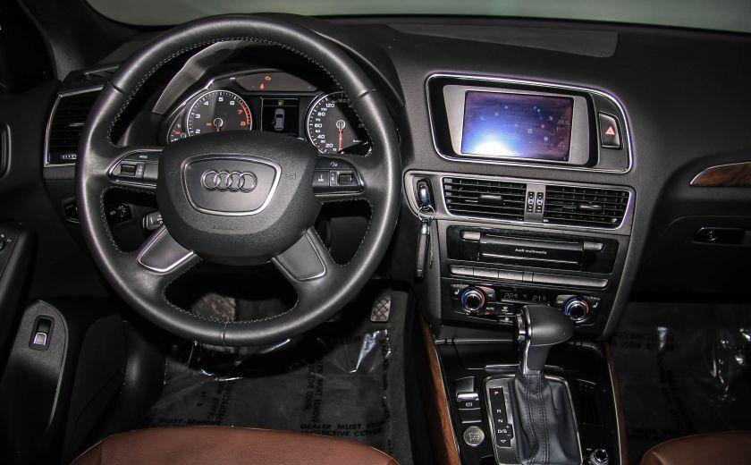 2014 Audi Q5 2.0L Technik AWD CUIR TOIT NAV MAGS BLUETOOTH #14