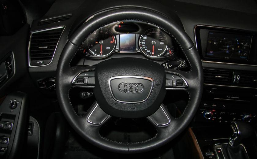 2014 Audi Q5 2.0L Technik AWD CUIR TOIT NAV MAGS BLUETOOTH #15