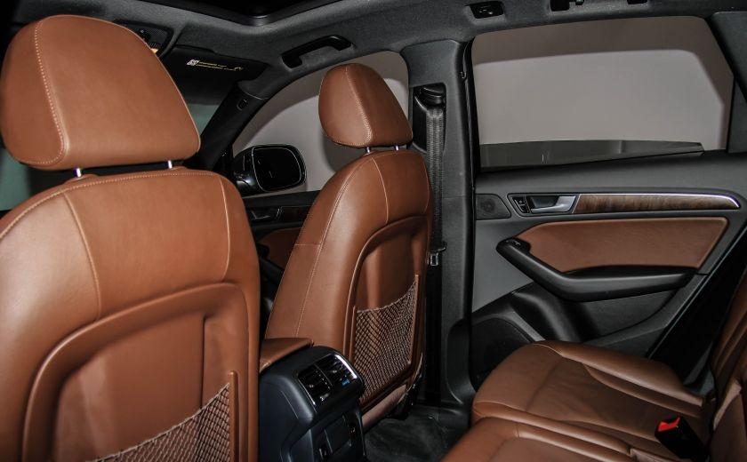 2014 Audi Q5 2.0L Technik AWD CUIR TOIT NAV MAGS BLUETOOTH #23