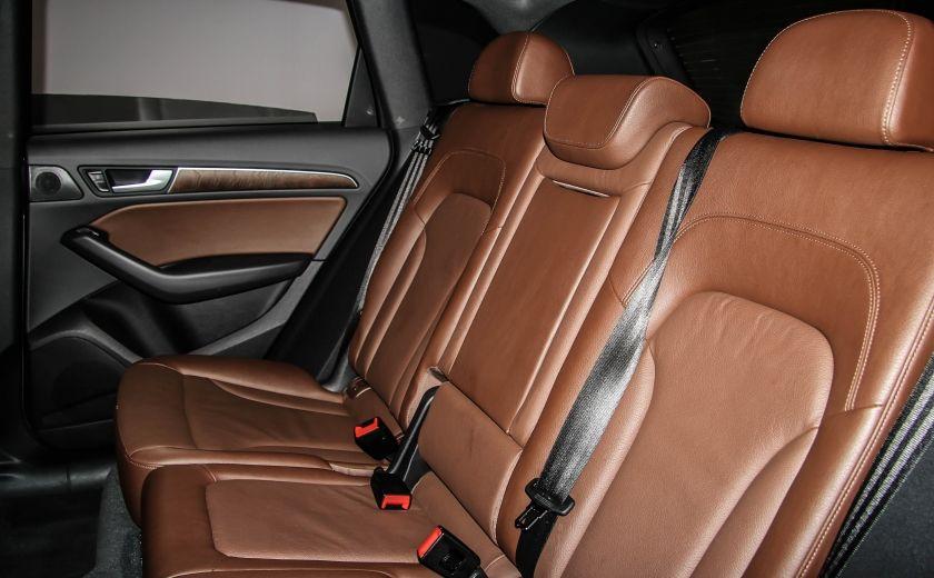 2014 Audi Q5 2.0L Technik AWD CUIR TOIT NAV MAGS BLUETOOTH #24