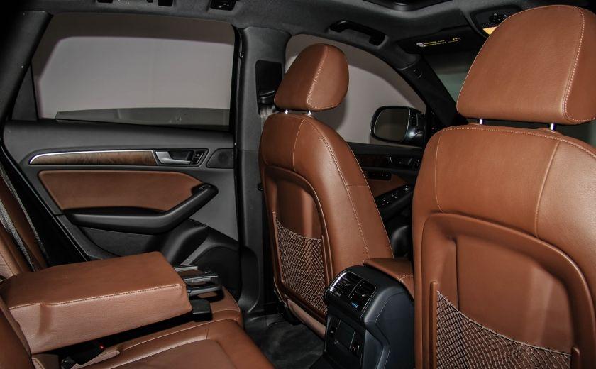 2014 Audi Q5 2.0L Technik AWD CUIR TOIT NAV MAGS BLUETOOTH #25