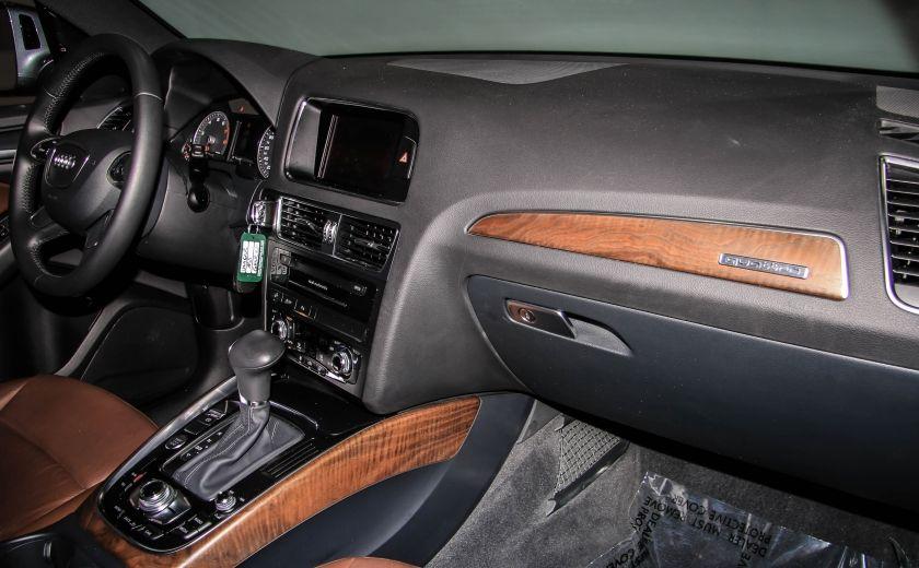 2014 Audi Q5 2.0L Technik AWD CUIR TOIT NAV MAGS BLUETOOTH #27