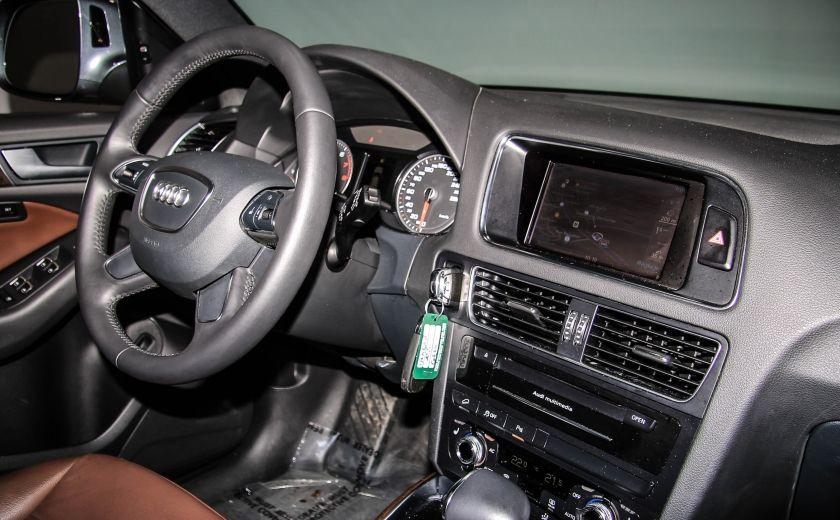 2014 Audi Q5 2.0L Technik AWD CUIR TOIT NAV MAGS BLUETOOTH #28