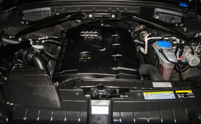 2014 Audi Q5 2.0L Technik AWD CUIR TOIT NAV MAGS BLUETOOTH #30