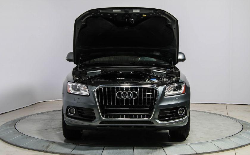 2014 Audi Q5 2.0L Technik AWD CUIR TOIT NAV MAGS BLUETOOTH #31