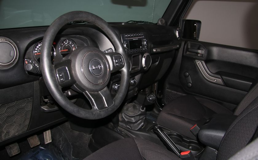 2014 Jeep Wrangler Sport 4WD #8
