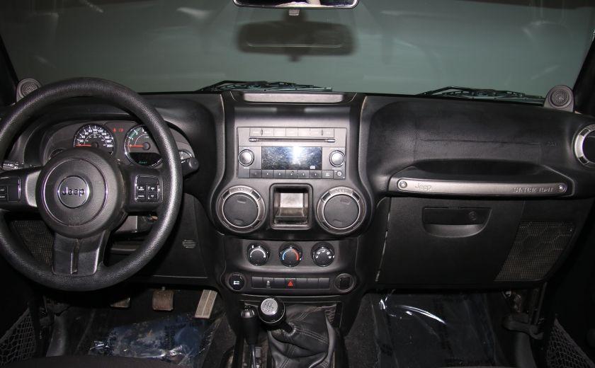 2014 Jeep Wrangler Sport 4WD #10