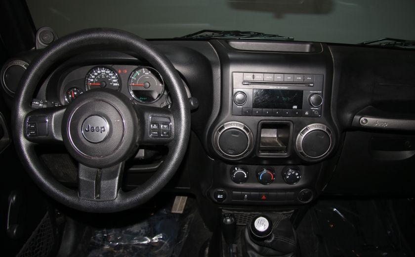 2014 Jeep Wrangler Sport 4WD #11
