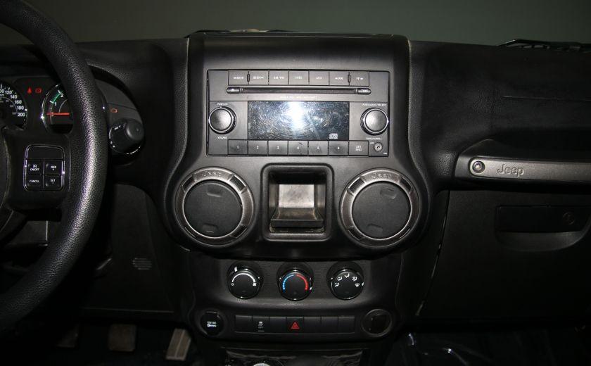 2014 Jeep Wrangler Sport 4WD #13