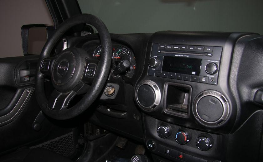 2014 Jeep Wrangler Sport 4WD #18