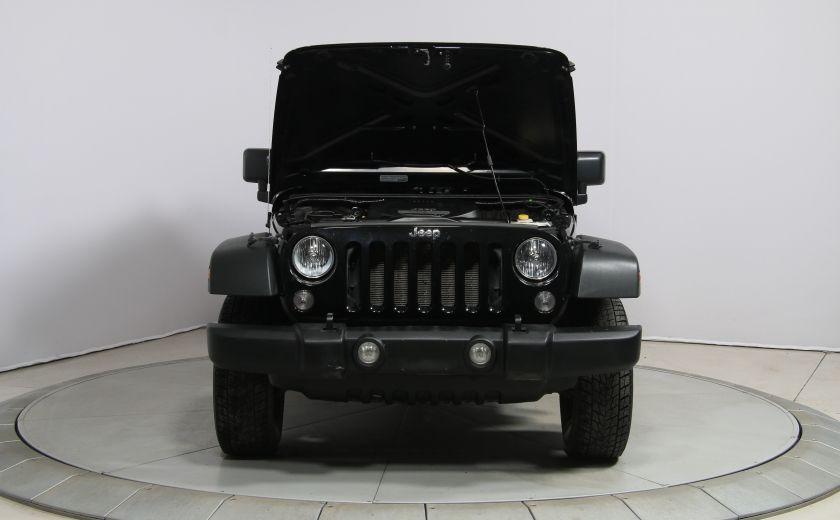 2014 Jeep Wrangler Sport 4WD #21