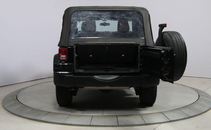 2014 Jeep Wrangler Sport 4WD #22