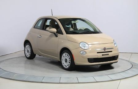 2012 Fiat 500 Pop AUTO A/C GR ELECT in Laval