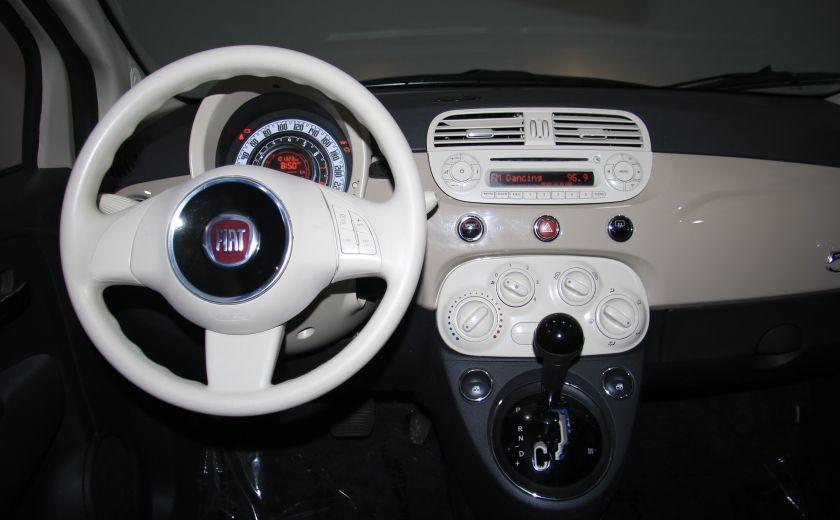 2012 Fiat 500 Pop AUTO A/C GR ELECT #12