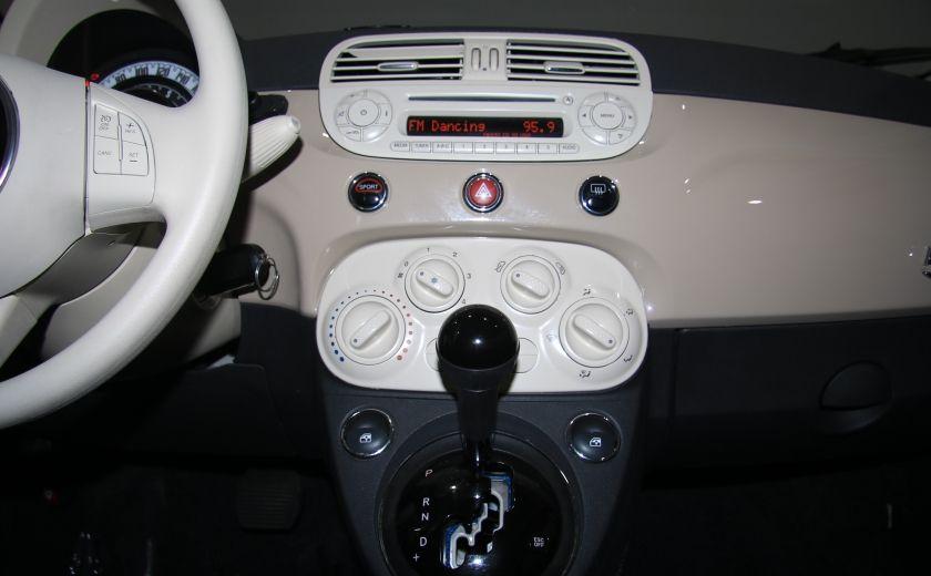2012 Fiat 500 Pop AUTO A/C GR ELECT #14